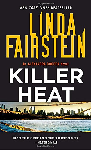 Book cover for: Killer Heat (Alex Cooper)