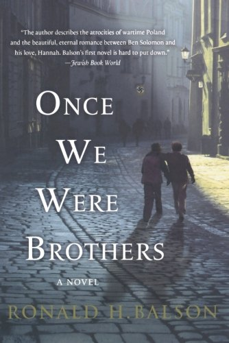 Once We Were Brothers: A Novel (Liam Taggart and Catherine Lockhart)
