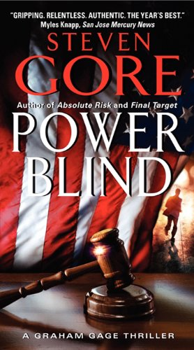 Power Blind: A Graham Gage Thriller